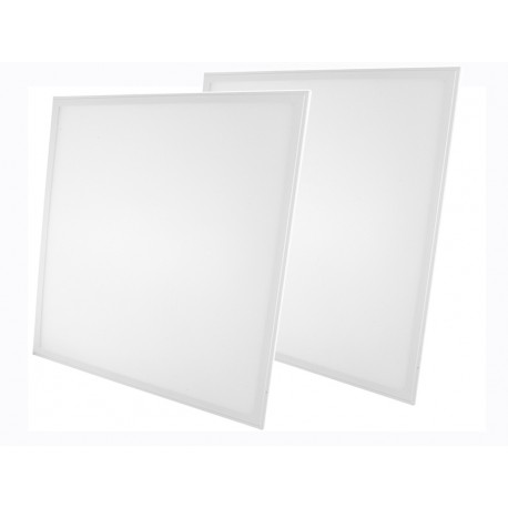 2 x 2 LED Light Panel 45W - 4000K Warm White - Double Pack - UL Listed by CS Power