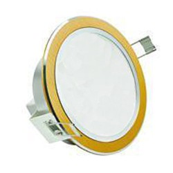 Ceiling Recessed light 9W Energy Saving LED - Warm White
