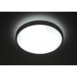 15W LED Energy Saving Ceiling Light - Pure White