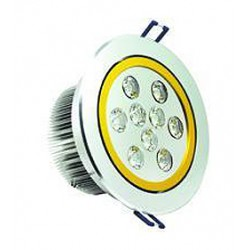 Ceiling Recessed light LED Energy Saving 9W 2-Tone  - Warm White $31