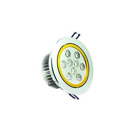 9W LED Energy Saving 2-Tone Ceiling Recessed light - Warm White