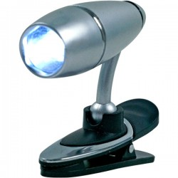 Clip On LED Light Multi-Use For Book Or More Usable Area