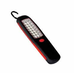 Magnetic LED FlashLight Long Bar Work Grib - 24 LED