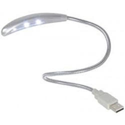 Multi-Use LED Clip On Light For Book Or More Usable Area
