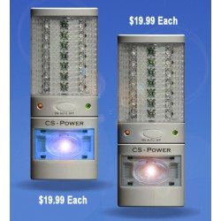 Emergency Light For Senior & Hospital - Power Outage light - Single