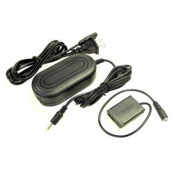 CS Power ACK-DC110 AC Power Adapter Kit For Canon Powershot G7 X Digital Camera