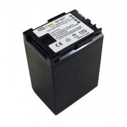 Canon BP827 Replacement Battery - Fully Decoded
