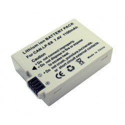 Canon LP-E8 Replacement Li-ion Battery