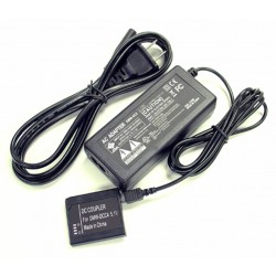 DMW-DCC4 with DMW-AC5 coupler Kit Replacement AC Adapter For Panasonic
