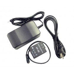 EP-5D with EH5 Replacement AC Adapter Coupler Kit For Nikon 1 V2 Camera