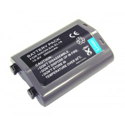 $29 EN-EL18 Replacement Li-ion Battery For Nikon D4 DSLR - 2600mAh