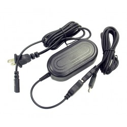 AD-C53U Replacement AC Adapter with USB Cable For Casio Exilim Camera By CS Power