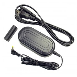 ACK-DC70 Replacement AC Power Adapter Kit For Canon PowerShot Camera