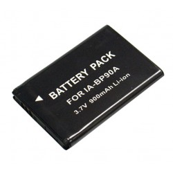 BP90A IA-BP90A Replacement Li-ion Battery For Samsung HMX-E10 HMXE10