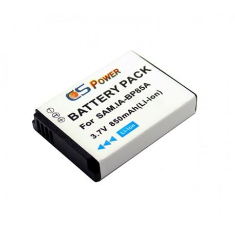 CS POWER BP-85A BP85A Li-ion Battery For Samsung Camera - 850 mAh