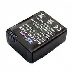 AHDBT-301 Li-Ion Rechargeable Battery For GoPro HD HERO 3 & HERO 3+ Digital Cameras