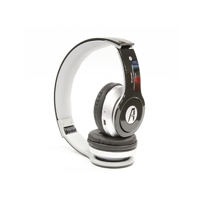 A1-Tech Wireless Bluetooth Stereo Headset with Mic and FM