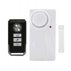 Wireless Anti-Theft Door And Window Security Alarms with Remote Control