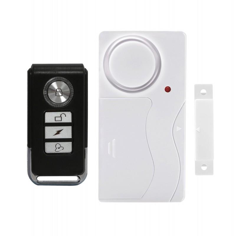 wireless door alarm, window security alarm, alarm with ...